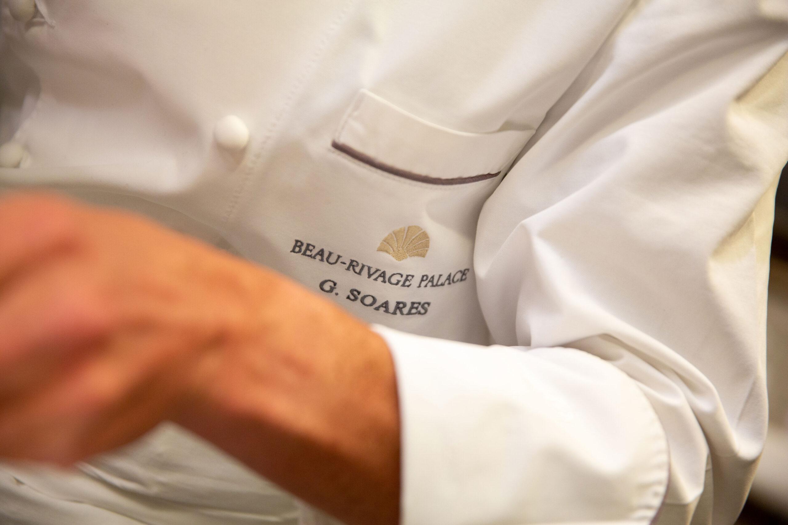 Café Beau-Rivage Palace -Lausanne
